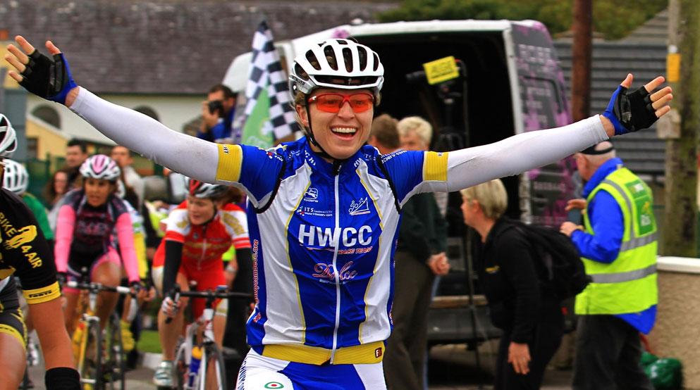 2012 Rás na mBan Stage 4 - Karla Boddy