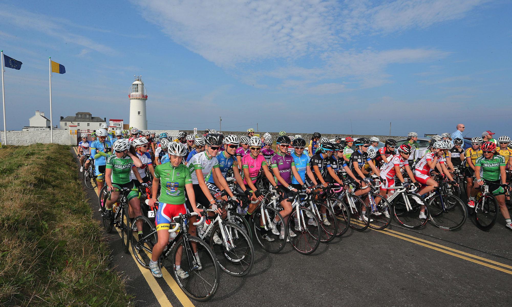 2014 Rás na mBan Stage 2 - Loop Head to Ballyvaughan