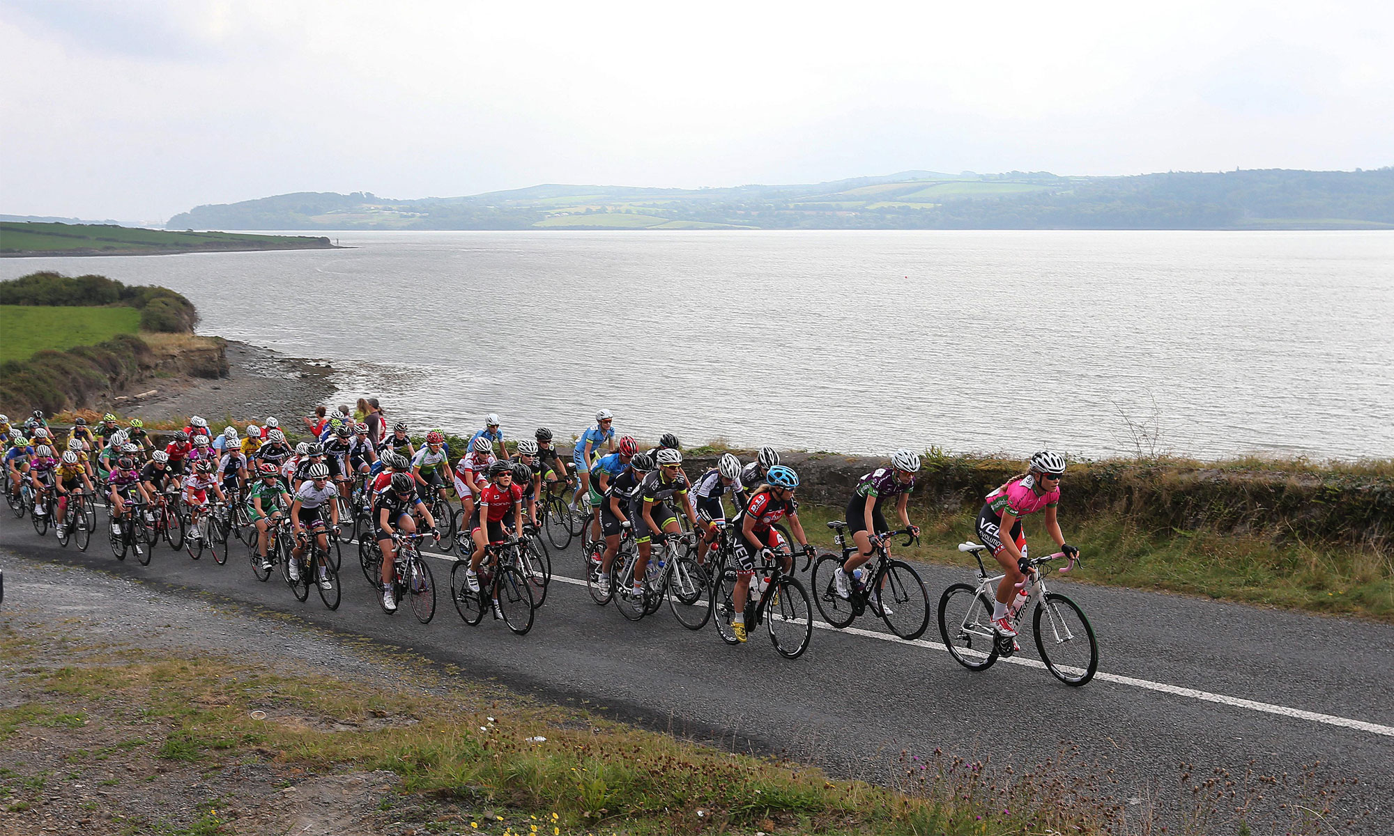 2014 Rás na mBan Stage 6 - Dromoland to Ennis