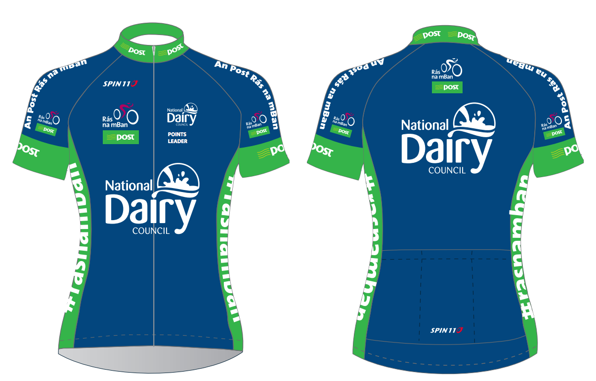 National Dairy Council jersey