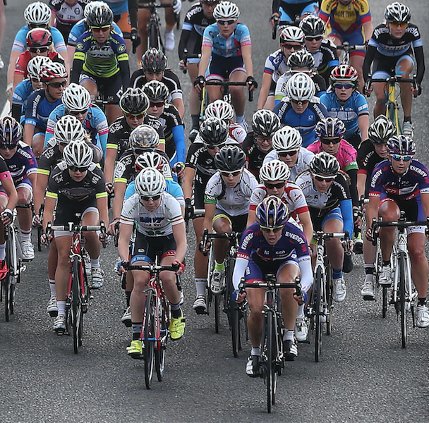 Record entries for Rás na mBan - Ireland' premier women's cycling stage race