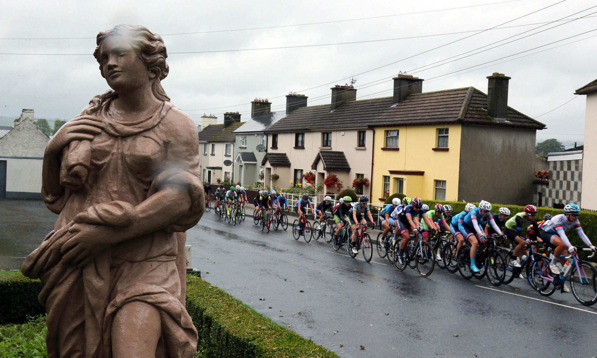 Stage 3 Kilkenny to Mount Leinster - 2016 Rás na mBan