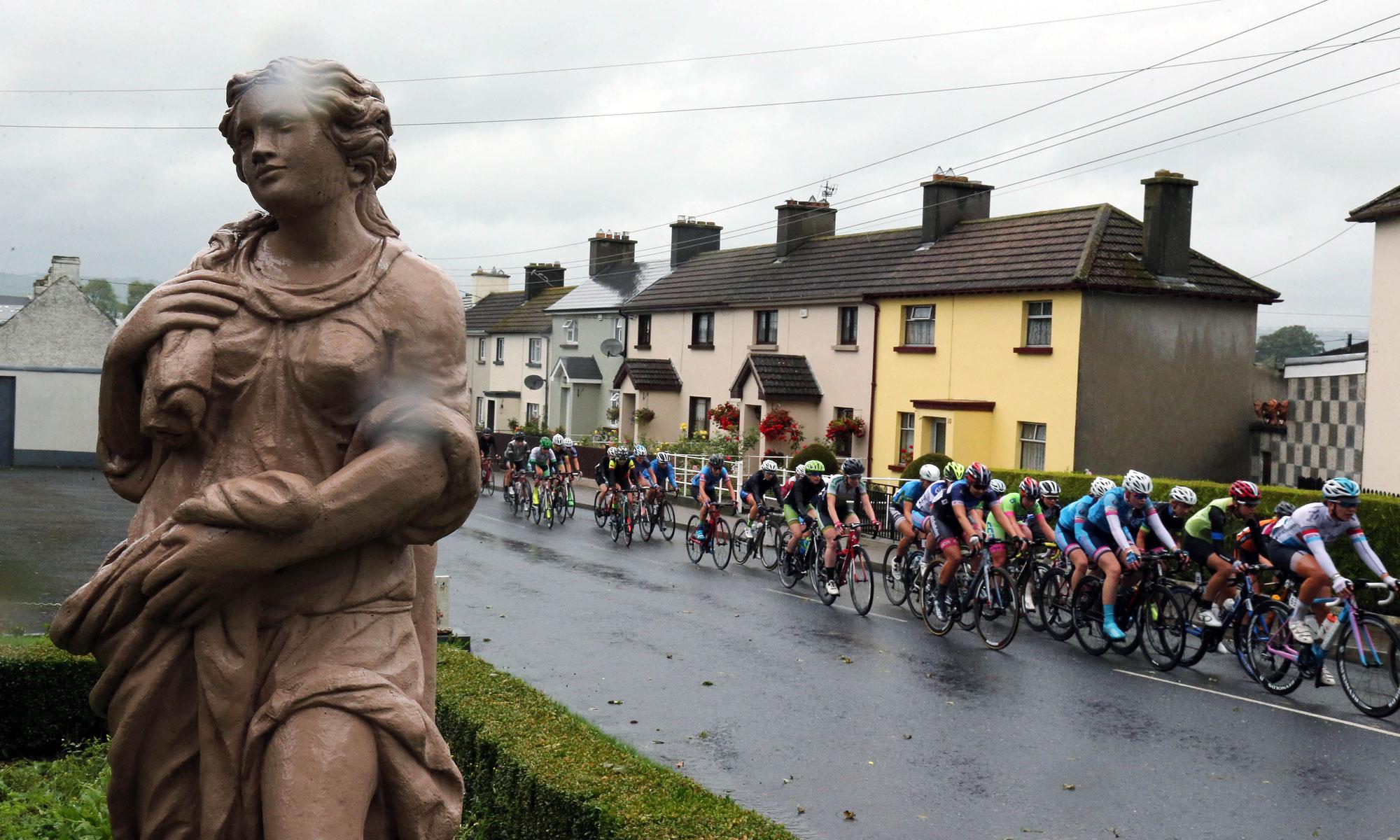 Stage 3 Kilkenny to Mount Leinster - 2016 Rás na mBan