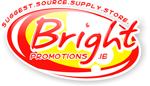 Bright Promotions logo
