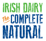 Irish Dairy - The Complete Natural logo